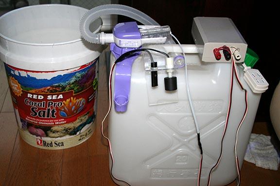 自動給水装置 1号