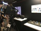 8K IP映像伝送システム