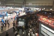 Interop Tokyo 会場(幕張メッセ)