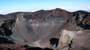 富士山中央火口