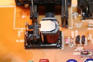 接触圧を調整する