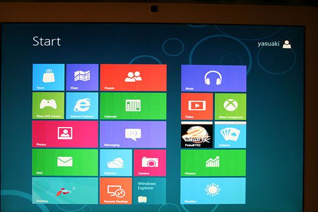 Windows 8 on iMac 2006Early