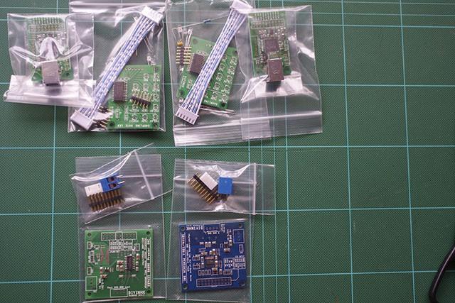DIYINHK DAC Modules