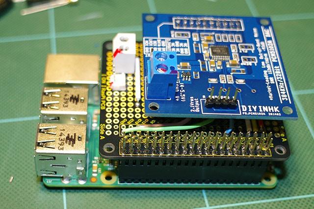 Raspberry Pi 2 のGPIOポート