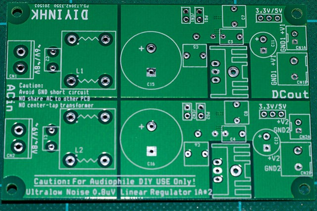 電源キット(表面)