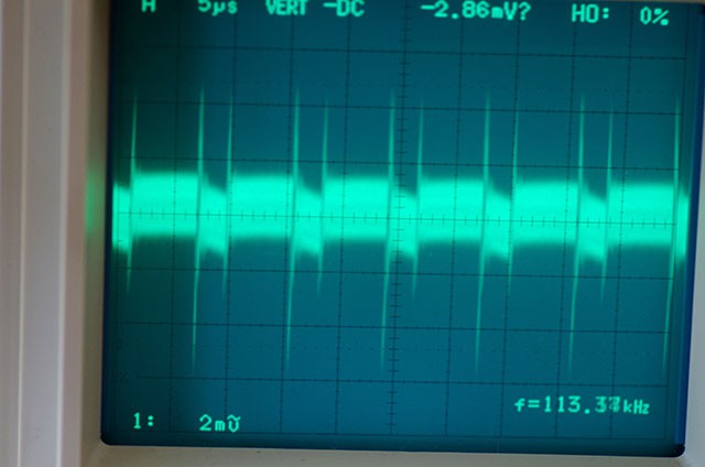 5V - Output Noise
