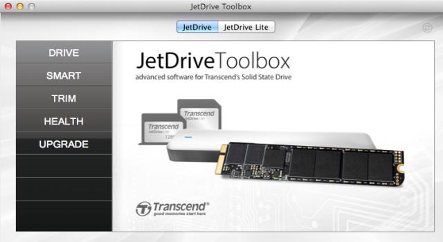 JetDrive Tools