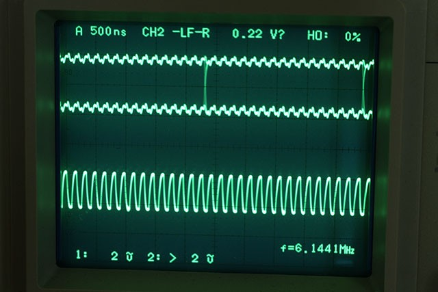 96KHz/24bit DATA - BCK
