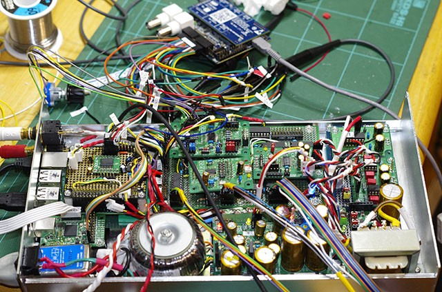 Raspberry Pi 2 Audio System