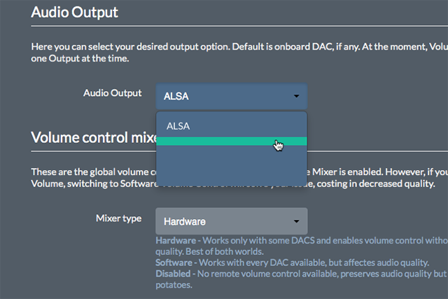 AudioOutputSelectorでは選択できない