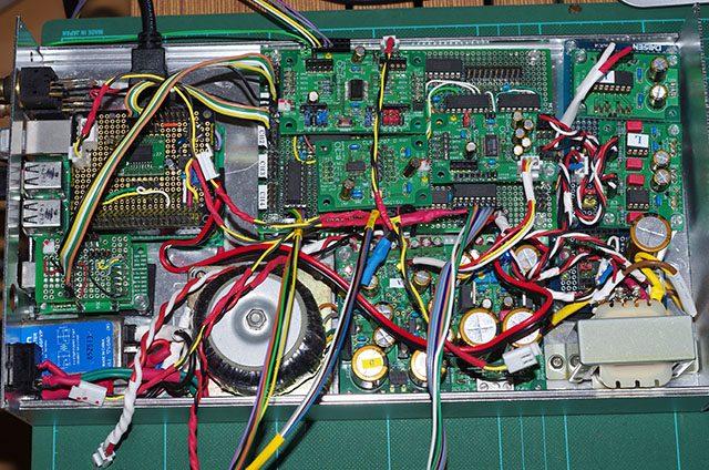RPI Audio System