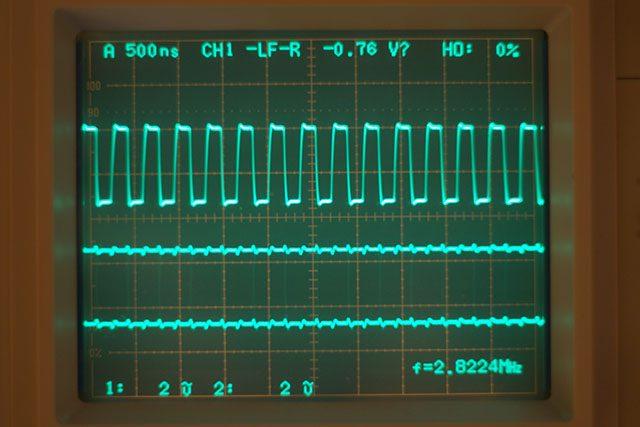 44.1KHz音源 [ BCK = 64fs ]
