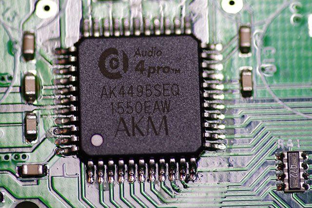 AK4495SEQ DAC