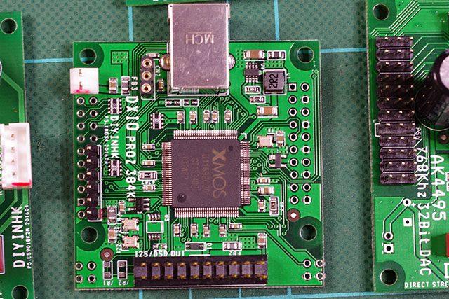 XMOS USB DDC