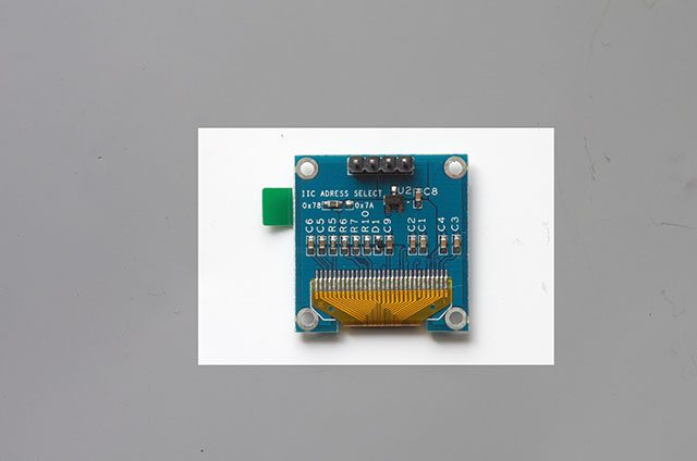 I2C  OLED Display