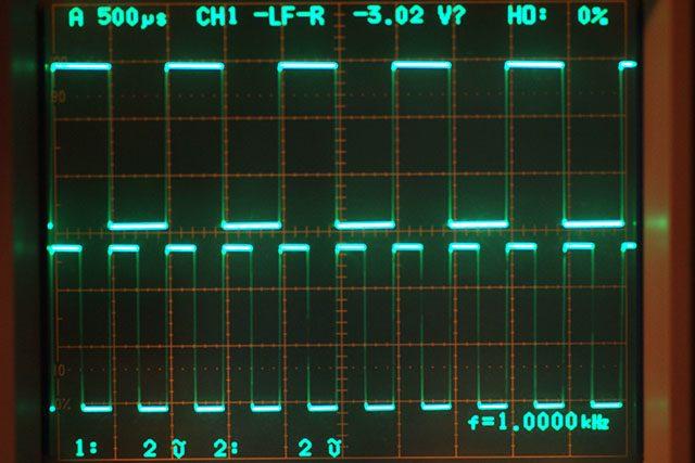 DSD Test Tone