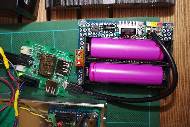 Li-ion Battery Power Supply