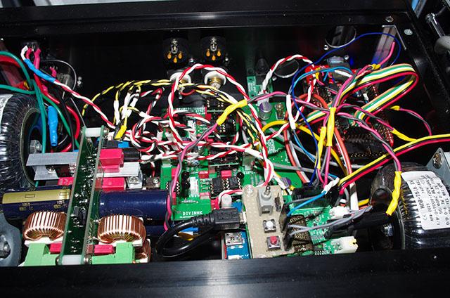 My ES9038PRO DAC board
