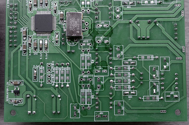 ES90x8PRO Reference board