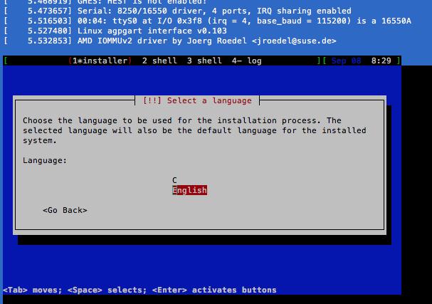 DebianText-based-Installer