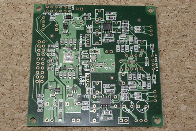 ES9038PRO DIY PCB