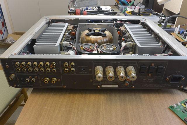 PM-17SA Pre-Main Amp.