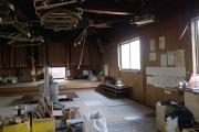 行仙小屋の内部