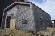 旧弥山小屋?