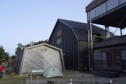 弥山小屋(営業小屋)