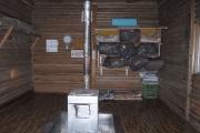 二蔵小屋の内部
