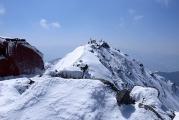 赤岳北山頂
