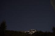 赤岩の頭と北斗七星