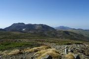 トムラウシ山や十勝岳連峰