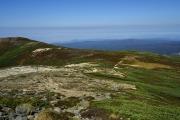 ポン沼と小化雲岳