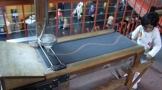 sand wave machine