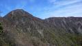 蛭ヶ岳南側斜面