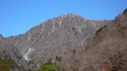 蛭ヶ岳の南尾根