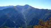 北岳の大樺沢