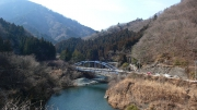 早戸川の流入ポイント