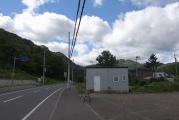 平和の滝入口バス停