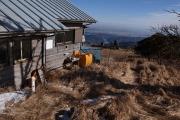 蛭ヶ岳の三角点