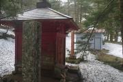 小笹ノ宿を後に山上ヶ岳へ