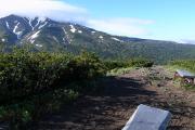 大ポン山の頂上