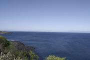 天塩半島を望む