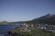 ペシ岬と鴛泊