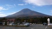 富士山の勇姿