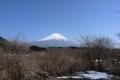 富士山が目の前に