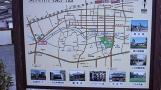掛川の街の地図