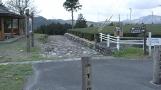 菊川の石畳へ