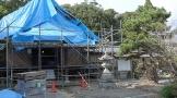 久延寺の本堂